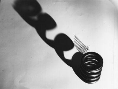 Anton Stankowski, 'Stahlfedern', 1932