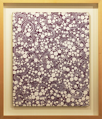 Yayoi Kusama, 'BUDS (3)', 1988