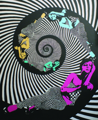 Nurdan Likos, 'Go With The Flow', 2013