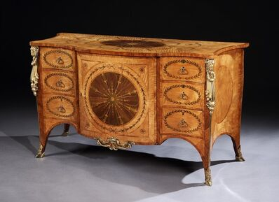 English, 'The Harewood House commode', ca. 1770