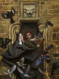 Donato Giancola, 'The Name of Things', 2017