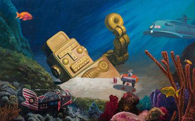Eric Joyner, 'Davy Jones' Locker '