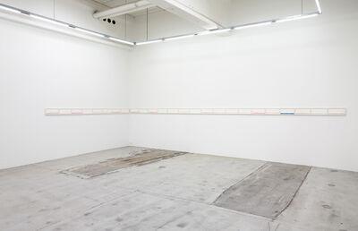 Richard Tuttle, 'Sharing, 1-25', 2009