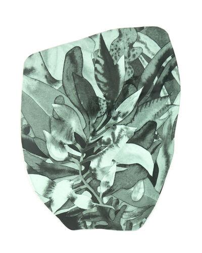 Ashley Zangle, 'Magnet Botanical', 2018