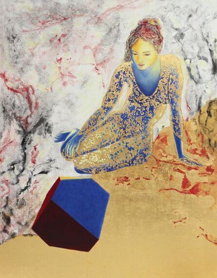 Michael Price, 'Homage to Dürer, MelancholiaI, Magnum Opus', 2013