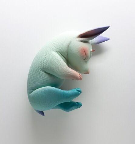 """Erika Sanada, 'Chikkoi Warrior - REM sleep""""', 2019"""