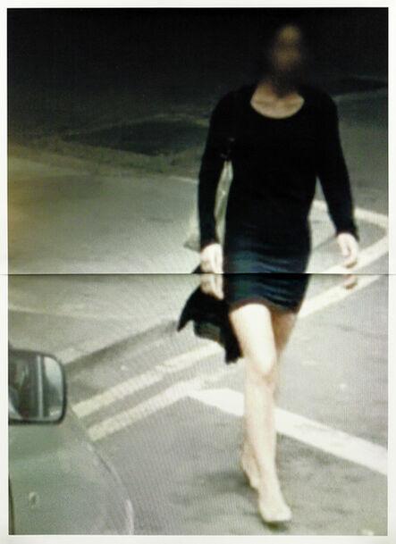 Shahin Afrassiabi, 'Black Dress', 2014