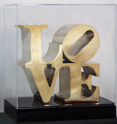 Robert Indiana, 'Love', 1970-1993