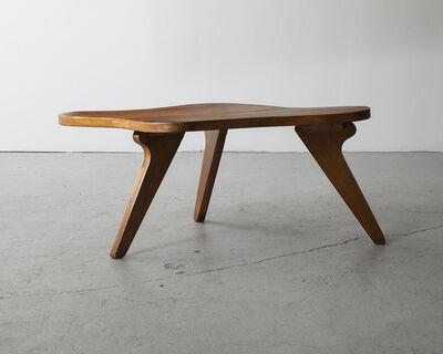 José Zanine Caldas, 'Organically shaped side table', 1950s