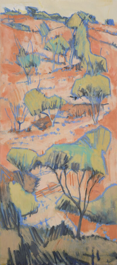 Guy Stuart, 'Vertical Weribee Gorge ', 2016