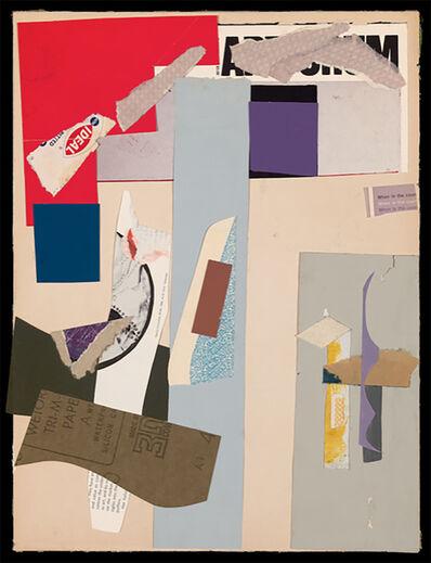 Martha Armstrong, 'Musical Score', 1970