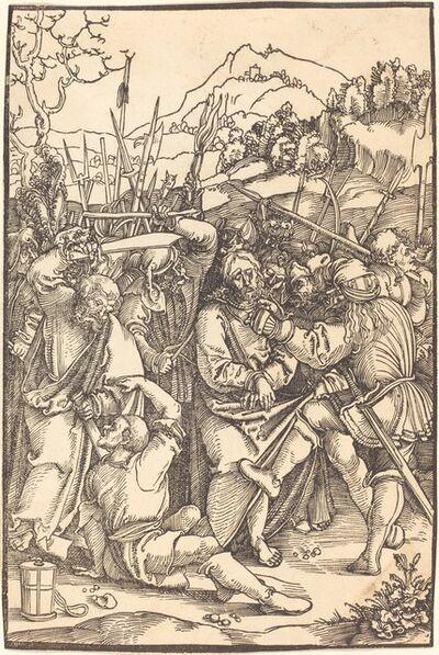 Hans Schäufelein the Elder, 'Christ Taken Prisoner'