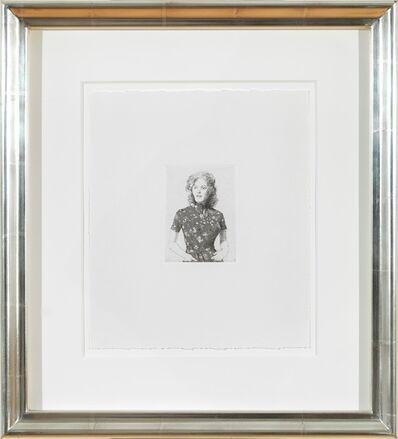 John Currin, 'Janice', 2011