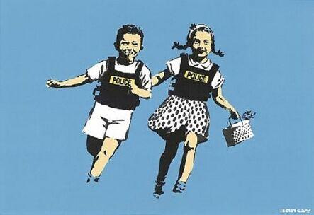 Banksy, 'Police Kids', 2005
