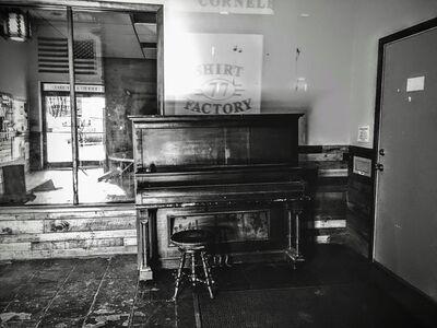 Nancy Catandella, 'The Shirt Factory Piano', 2019