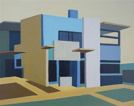 Andy Burgess, 'Rietveld House', 2009