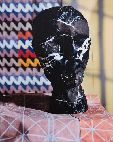 Daniel Gordon, 'Black Bust', 2012