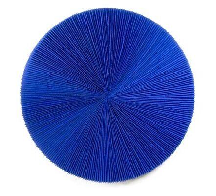 Marcos Coelho Benjamim, 'Roda Azul', 2014