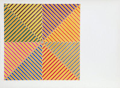 Frank Stella, 'Sidi Ifni ll', ca. 1973