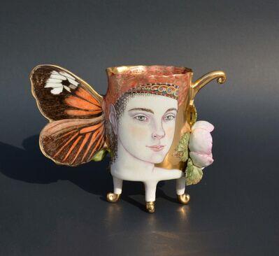 Irina S. Zaytceva, 'Helicomus Butterfly Cup', 2017