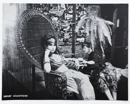 Dorothy Iannone, 'Vorort Sudostasien', 1971