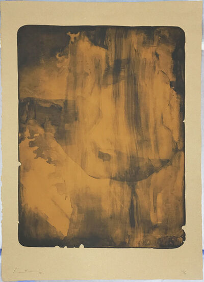 Helen Frankenthaler, 'Bronze Smoke', 1978