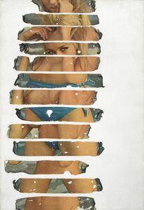 Gil J Wolman, 'Sans Titre (Pin Up)', ca. 1966