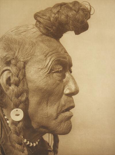 Edward S. Curtis, 'Bear Bull - Blackfoot', 1907-1930