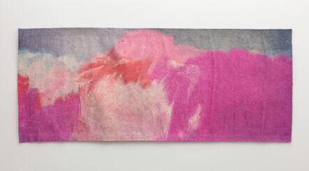 Gary Goldberg, 'La Montaña Rosa, El Cielo Gris', 2020