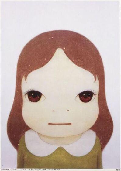 Yoshitomo Nara, 'Cosmic Girl: Eyes Open', 2008