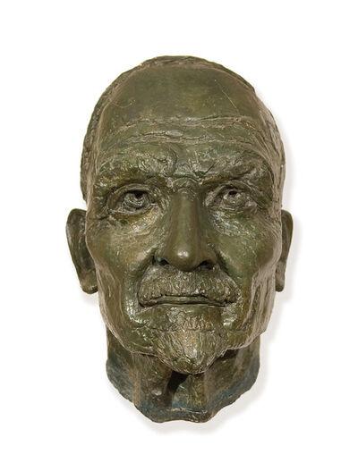 Jacob Epstein, 'Jan Christian Smuts', 1953-1955