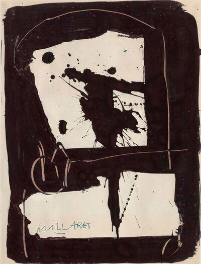 Manolo Millares, 1961