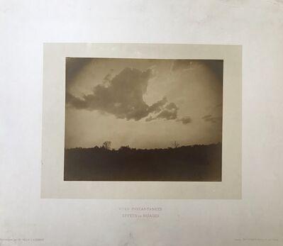 Charles Tillot, 'Vues instantanées, Effets de nuages', 1874
