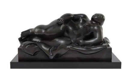 Fernando Botero, 'Reclined Woman ', 1978