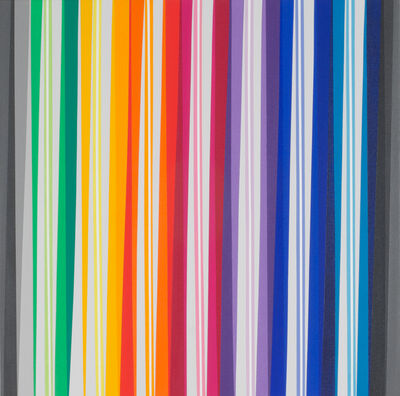 Gabriele Evertz, '(A-) Chromatic Series (Anchored)', 2012