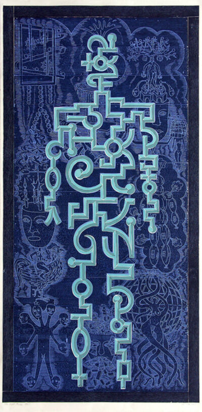 John Buck, 'The Night Prism', 2008
