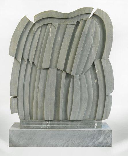Pietro Consagra, 'Verde cipollino', 1975