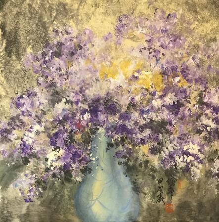 Xu Xi 徐希, 'Flowers in a Vase I', 1994