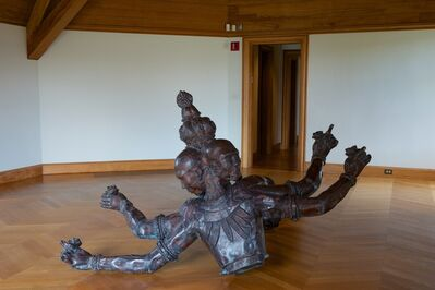 Zhang Huan, 'Small Three Heads Six Arms', 2011