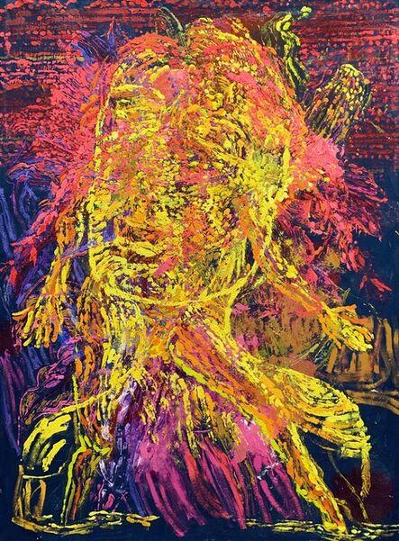 Gerald Davis, 'Ecstatic Figure', 2020