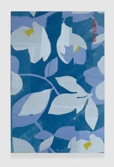 Brendan Fowler, 'Flowers On Box of Fucked Tissues', 2014