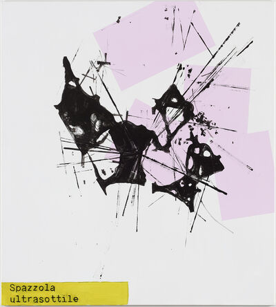 Troels Wörsel, 'Spazzola ultrasottile', 2015