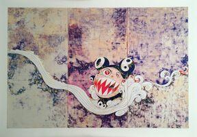 Takashi Murakami, '727 Silkscreen', 2016