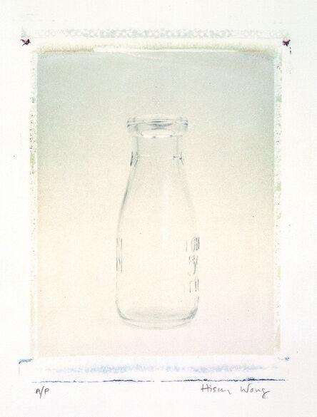 Hisun Wong, 'Glass Milk Bottle', 1995