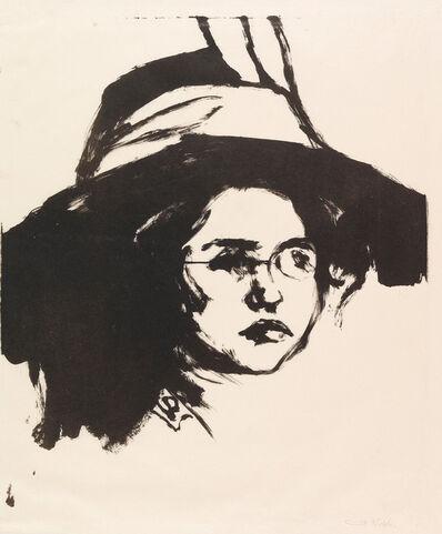 Emil Nolde, 'Johanna', 1911
