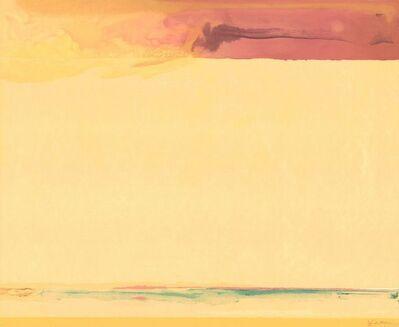 Helen Frankenthaler, 'Southern Exposure', 2006