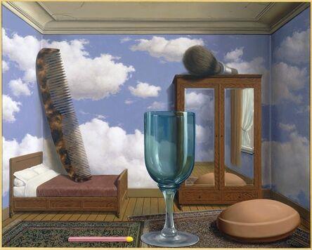René Magritte, 'Les valeurs personnelles (Personal Values)', 1952