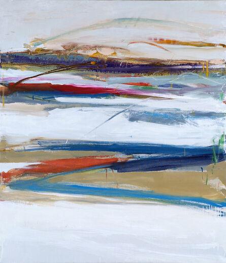 Robert S. Neuman, 'Barcelona Painting', 1959