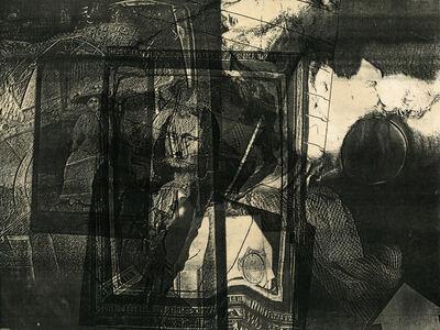 Paulo Bruscky, 'Duchamp sob medida', 1982