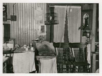 Walker Evans, 'New York City Tenement Kitchen', 1931